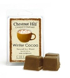 Chestnut Hill Winter Cocoa Wosk Zapachowy 85g
