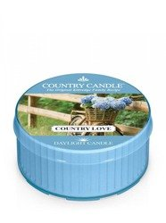 Country Candle Country Love Świeca Daylight 42g