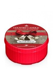 Country Candle Silver Bells Świeca Świeca Daylight 42g