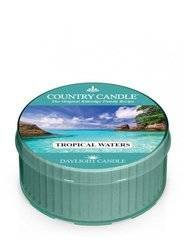 Country Candle Tropical Waters Świeca Daylight 42g