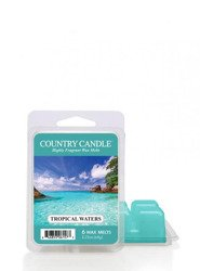 Country Candle Tropical Waters Wosk Zapachowy 64g