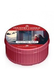 Country Candle Twas The Night Świeca Daylight 42g