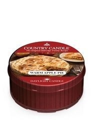 Country Candle Warm Apple Pie Świeca Daylight 42g