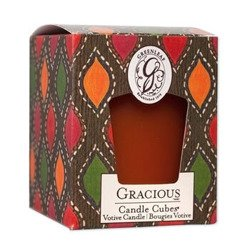 Greenleaf Gracious Votive 56g