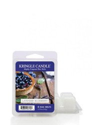 Kringle Candle Lavender Blueberry Wosk Zapachowy 64g