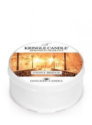 Kringle Candle  Snowy Bridge Świeczka Daylight 42g