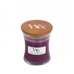 WoodWick Spiced Blackberry Mała Świeca 85g