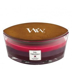 Woodwick Sun-Rippened Berries Świeca Hearthwick Trilogy 453,6g