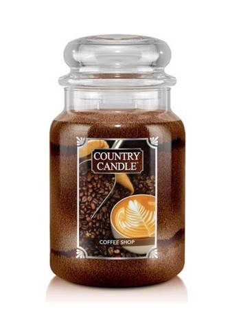 Country Candle Coffee Shop
