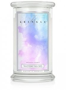 Kringle Candle Watercolors